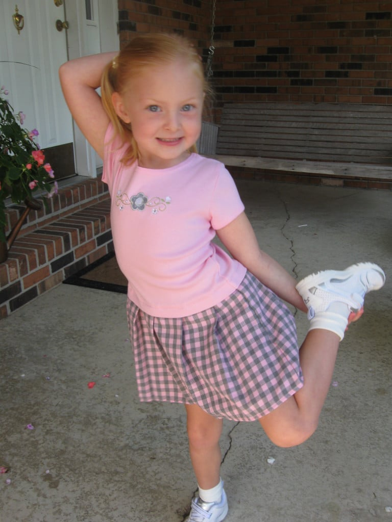 4 Year Old Preschool – Here We Come!