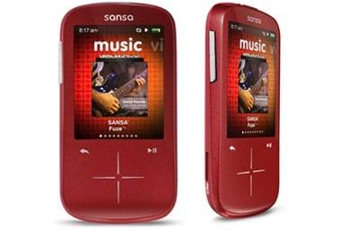 SanDisk Sansa Fuse+ MP3 Player {Review}
