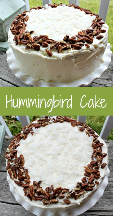 This deliciously, sweet old fashioned cake is the perfect treat!