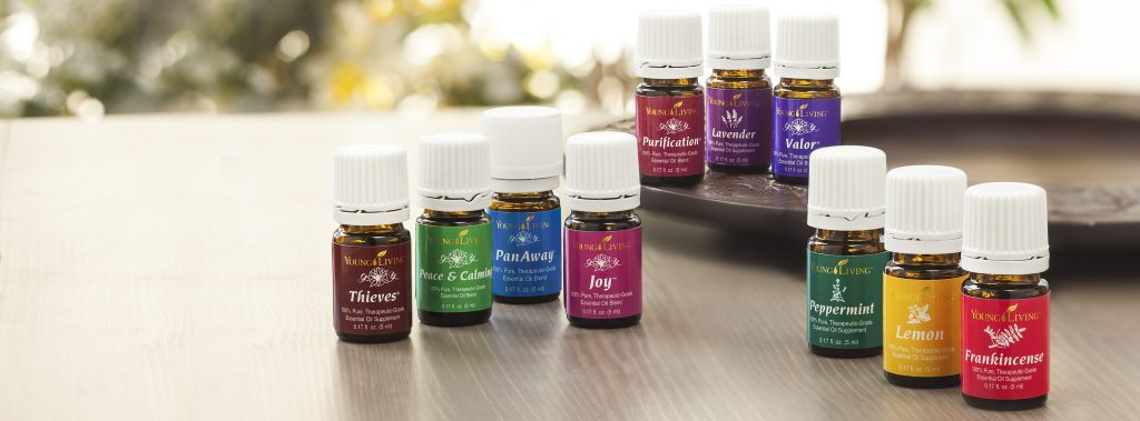 How's we're staying healthy using essential oils!