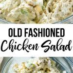 Old Fashioned Chicken Salad Sandwich