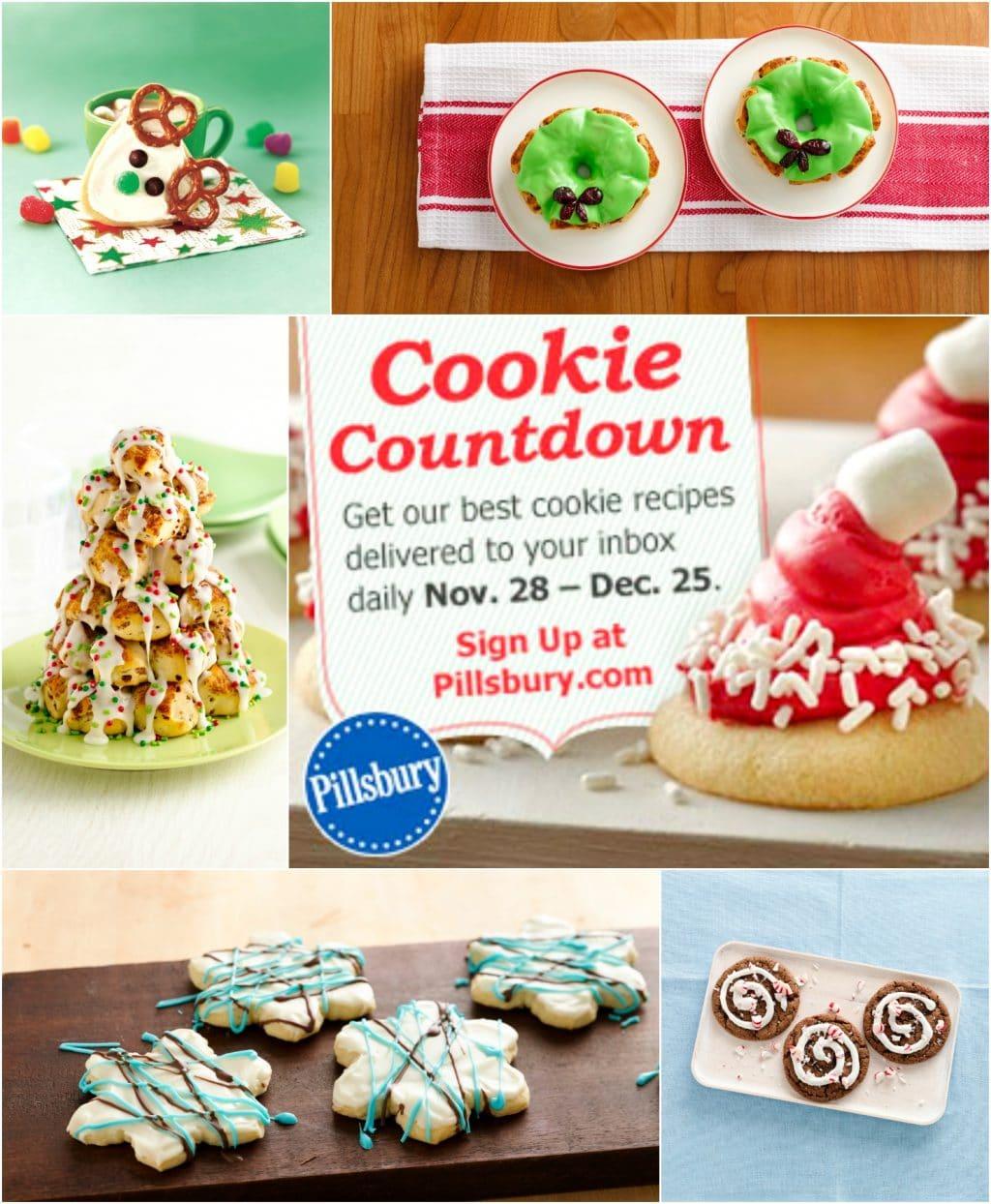 Pillsbury Cookie Countdown