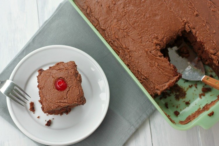 This old fashioned cake will take you back!