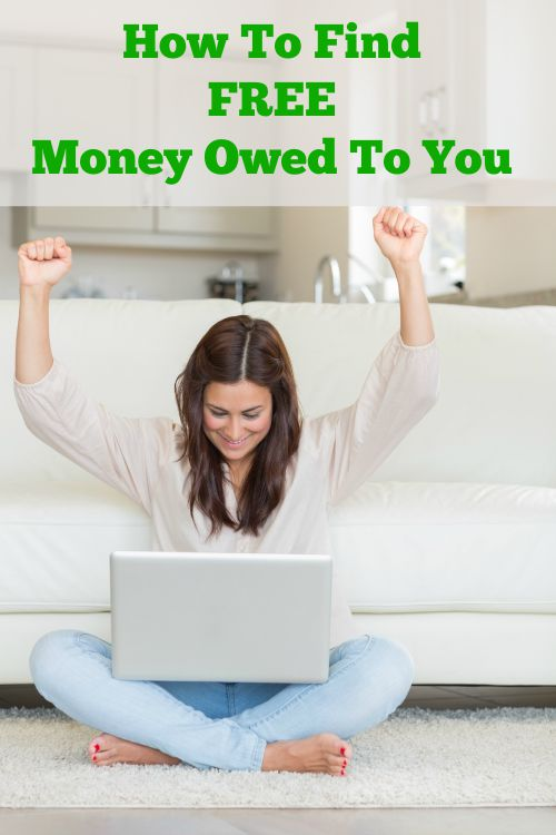 How to Find FREE Money Owed To You Today!