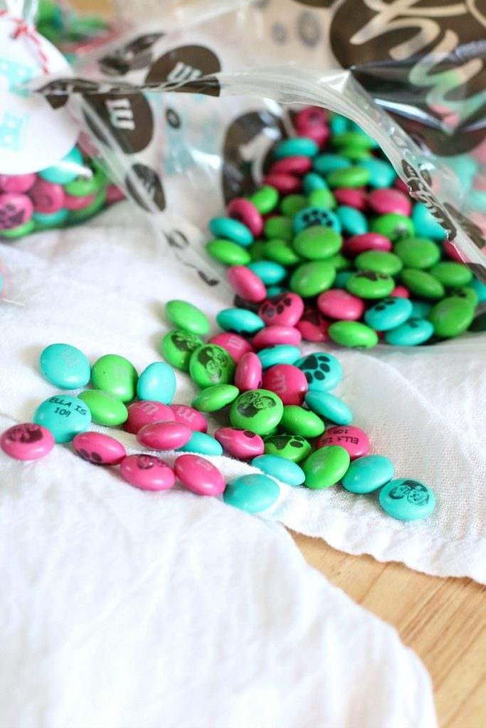 Making Memories with #MySweetStory and M&M's