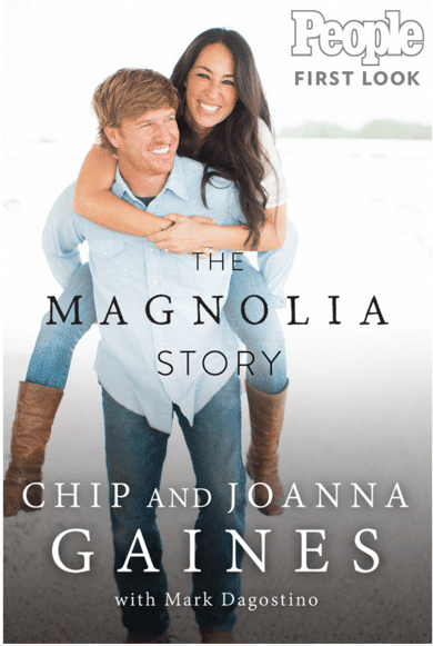 Fixer Upper's Chip and Joanna Gaines' Book Cover Revealed – Get an Exclusive First Look.
