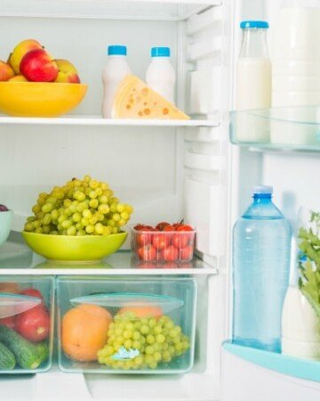 tops tips for storing food