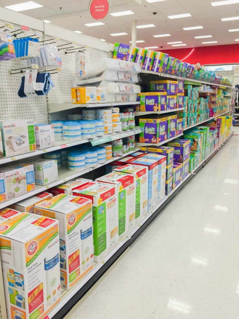 target.aisle