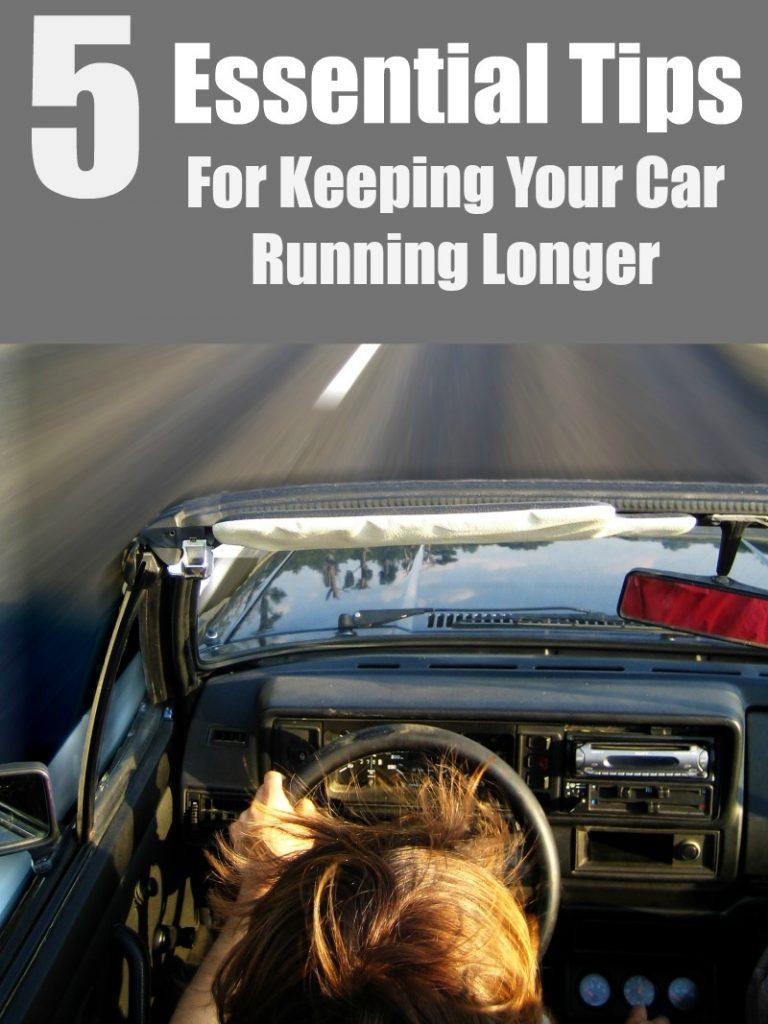 These days, cars are made to last BUT with a few tips, you can have your car well into the 100,000 to 300,00 miles range! With the help of Nationwide, here are 5 Essential Tips on Making Your Car Last.