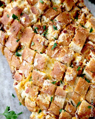 These 10 Homemade Stuffed Bread Recipes that are guaranteed to rock your socks right off!