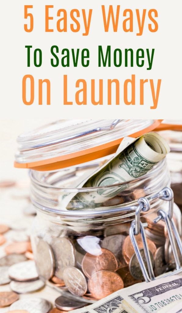 5 Easy Ways To Save Money On Laundry