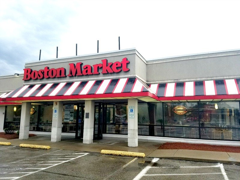 Get Dinner On the Table Fast This School Year with Boston Market