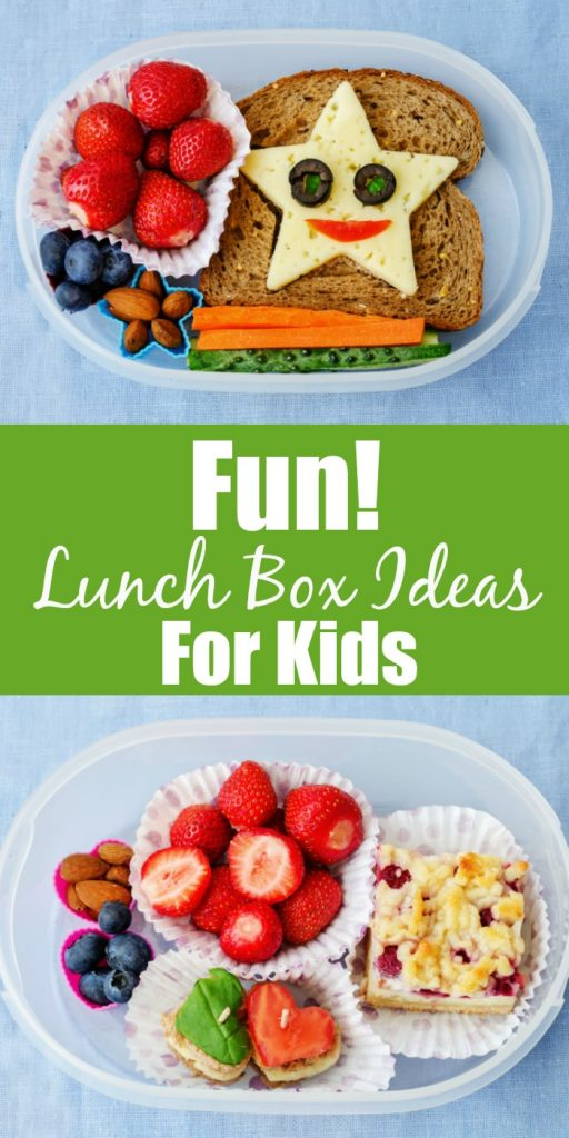 SImple lunch box ideas for kids