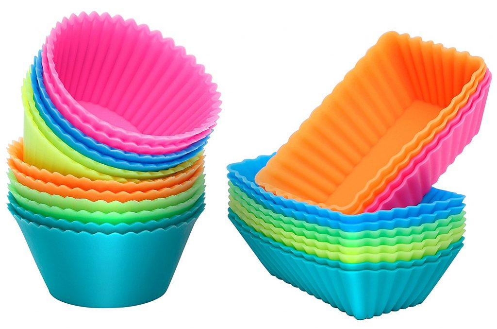 silicone storage containers