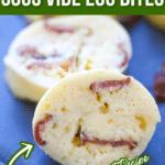 sous vide egg bites