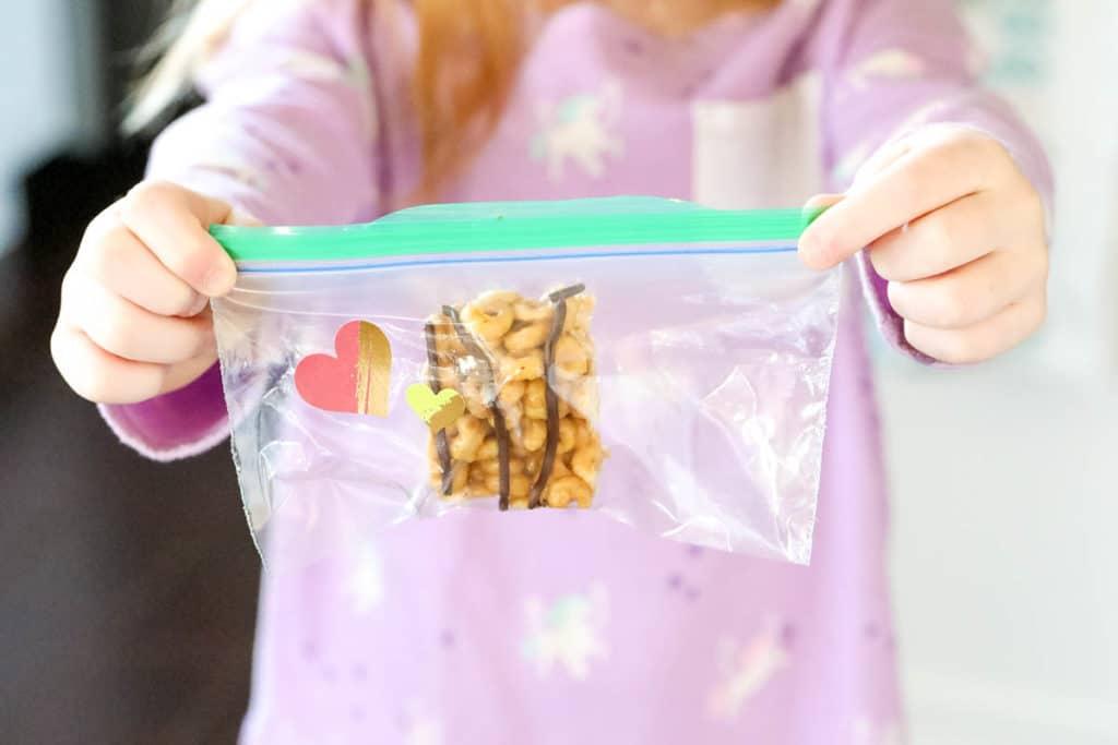 sealable cereal bar recipe