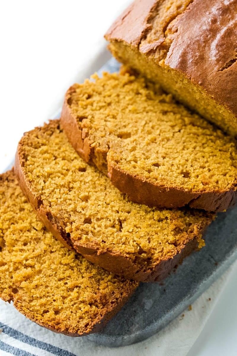 fast pumpkin bread recipe