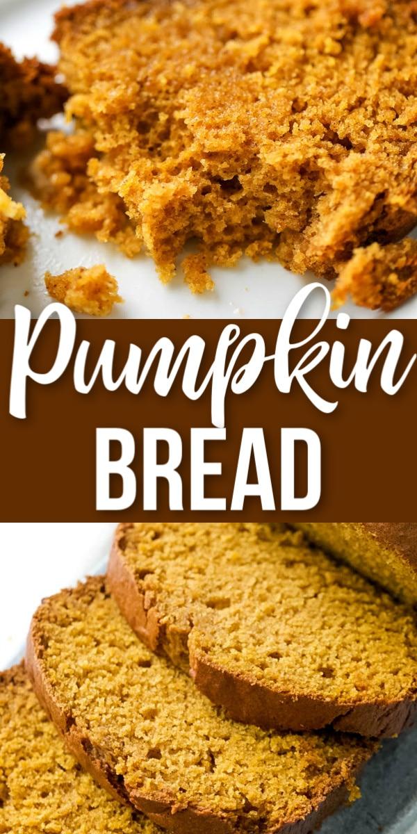 easy pumpkin bread recipe for fall baking