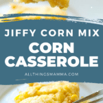 Easy 5-Ingredient Corn Casserole – Made with Jiffy