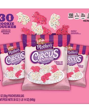 animal crackers at Costco