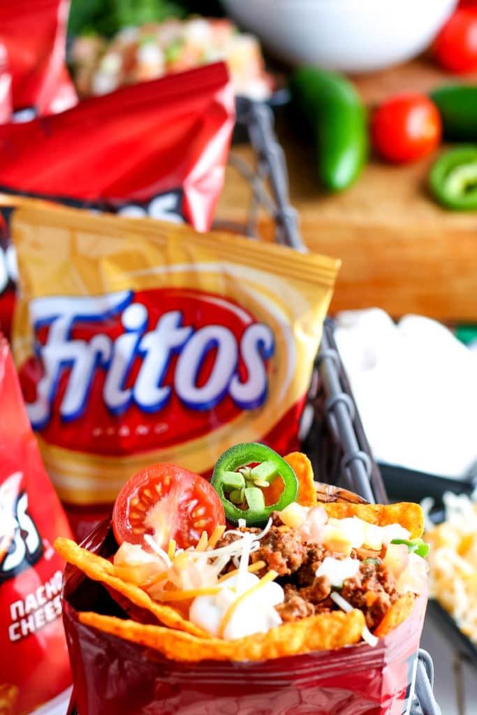 easy walking taco recipe