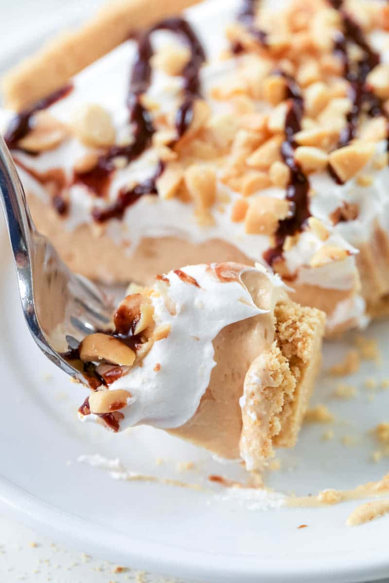 how to make peanut butter pie