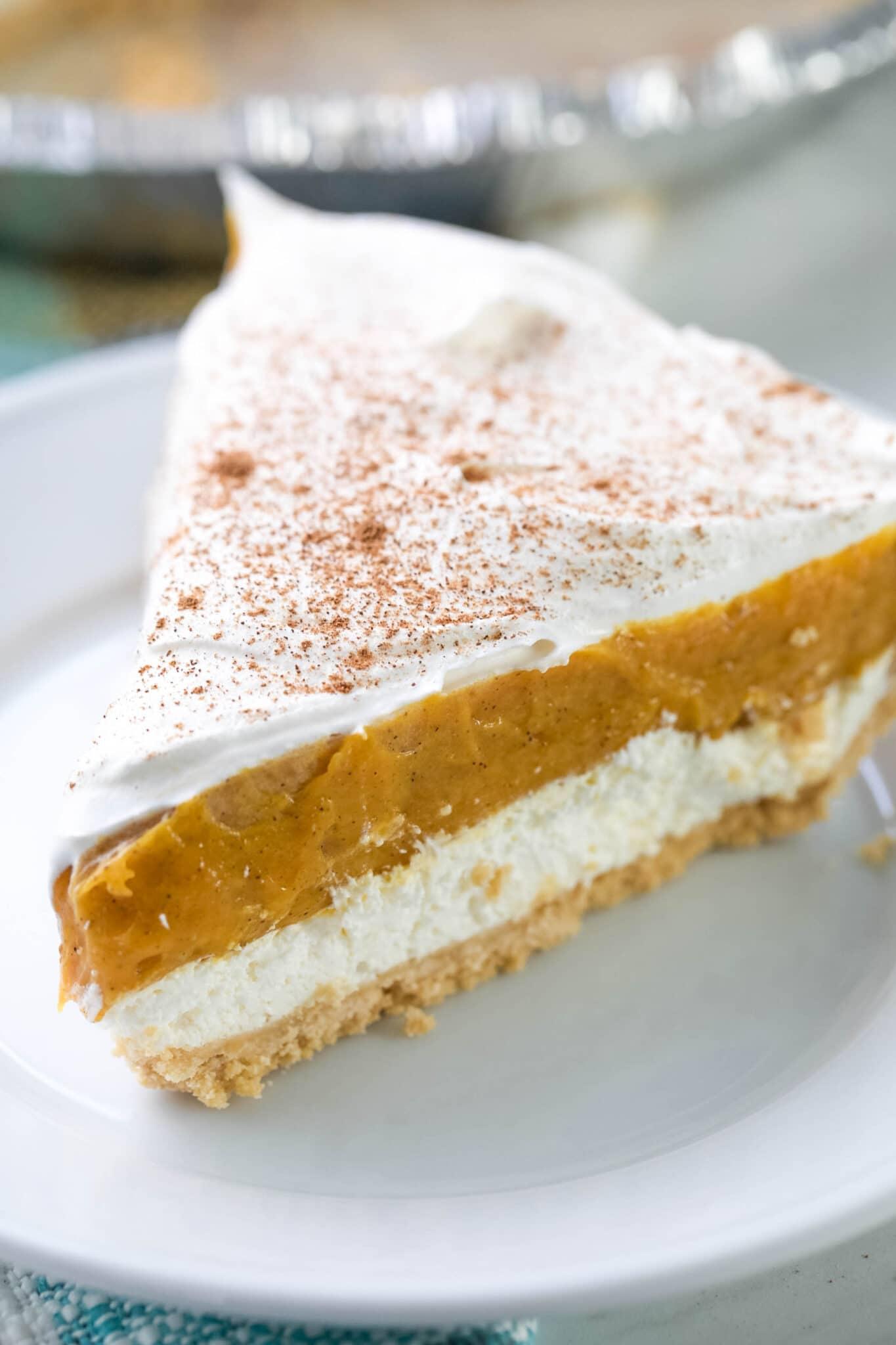 how to make no bake pumpkin pie