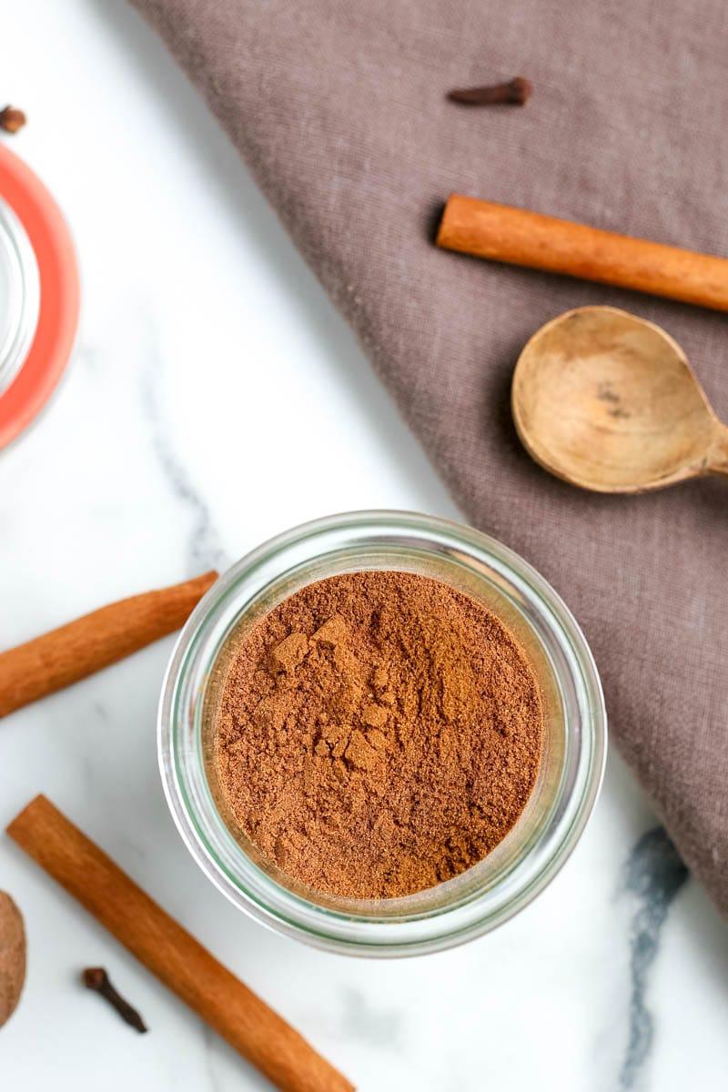 DIY pumpkin pie spices