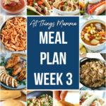 Family-Friendly Meal Plan – Week 3