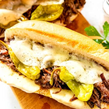 easy shredded beef sandwiches